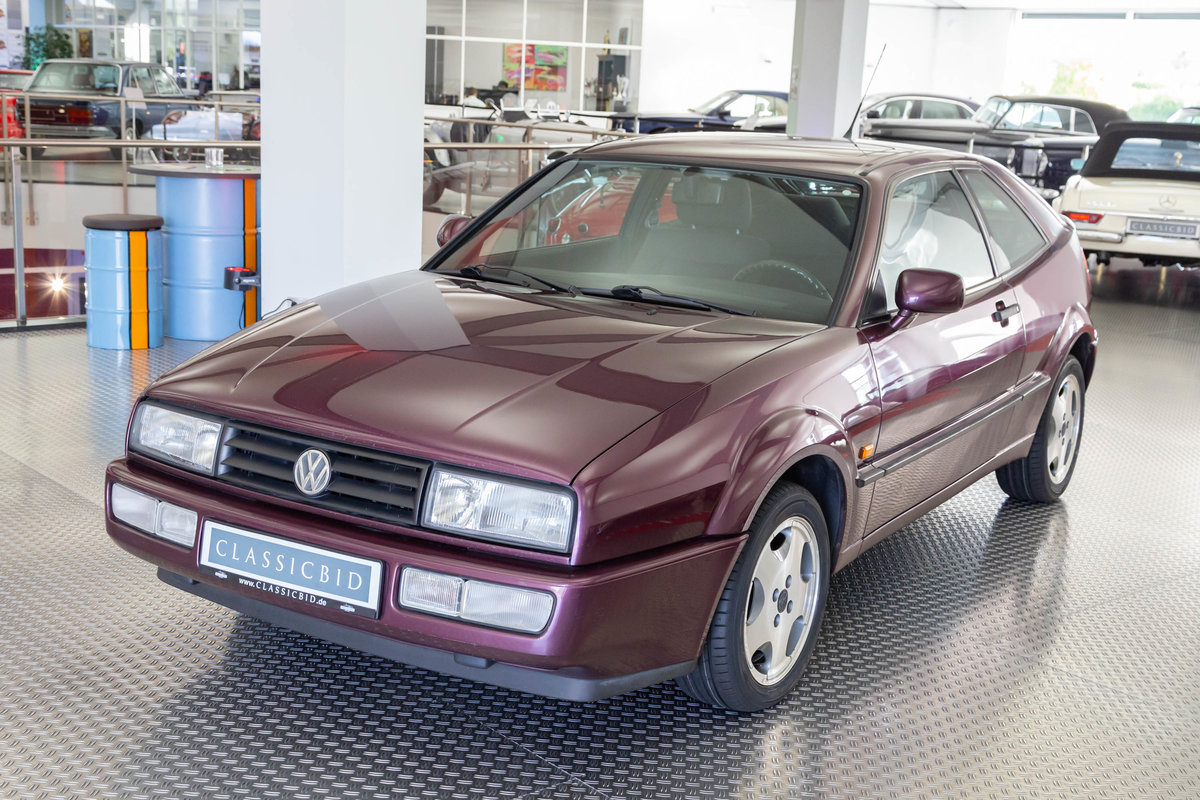 1994 Volkswagen Corrado For Sale (picture 1 of 6)