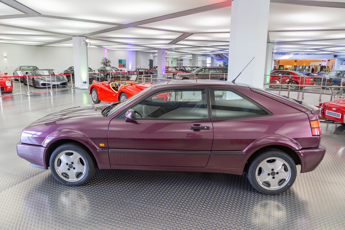 1994 Volkswagen Corrado For Sale (picture 2 of 6)
