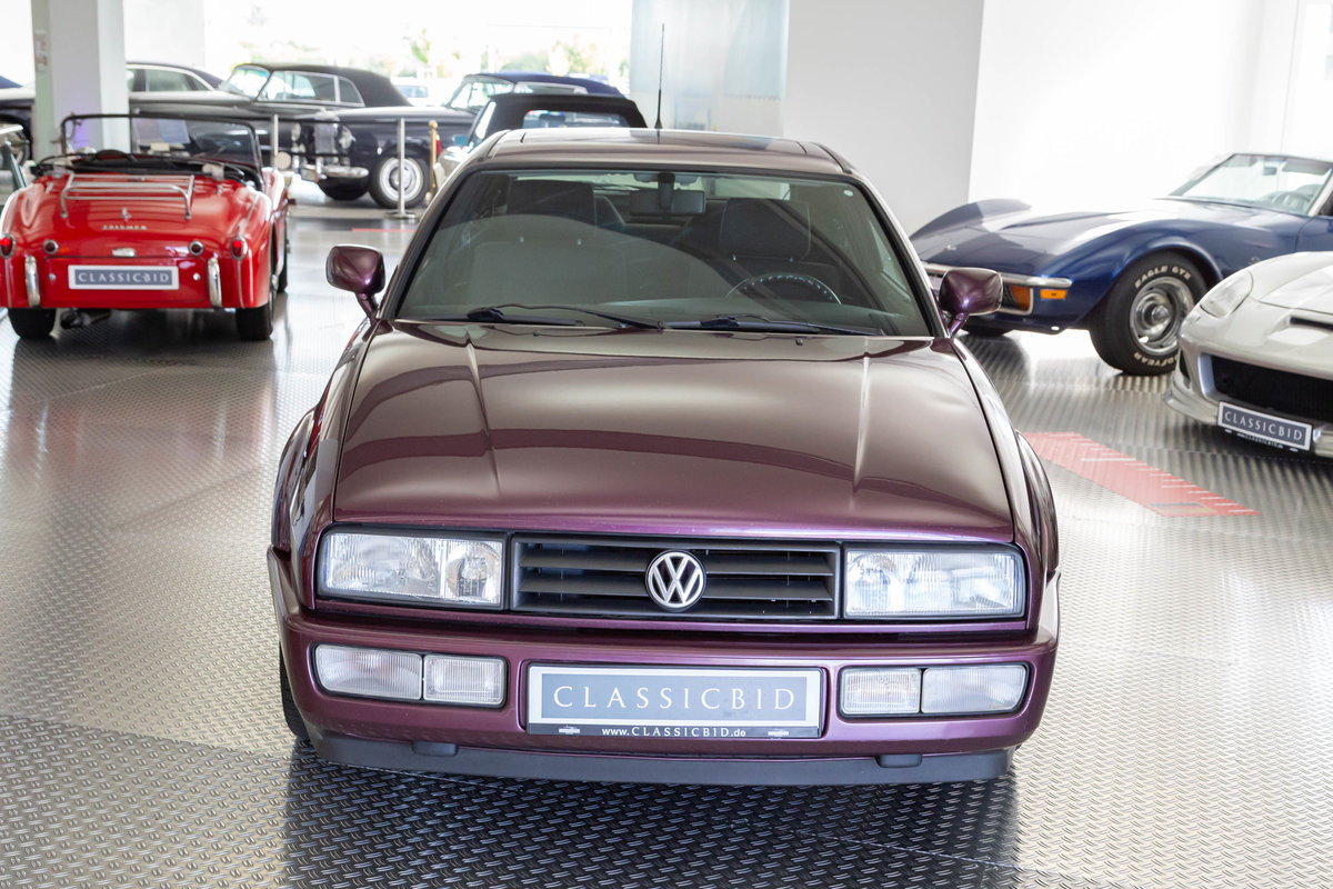 1994 Volkswagen Corrado For Sale (picture 3 of 6)