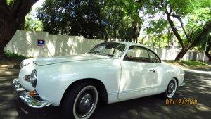 1967 Karman Ghia RHD