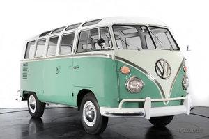 """Volkswagen T1 """"21 glass"""" - 1964"""