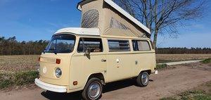 1978 Volkswagen T2B Westfalia, T2 Camper, T2 Bulli SOLD