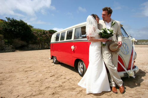 1965 CORNWALL VW WEDDING HIRE WEDDING CAMPER VANS For Hire (picture 1 of 6)