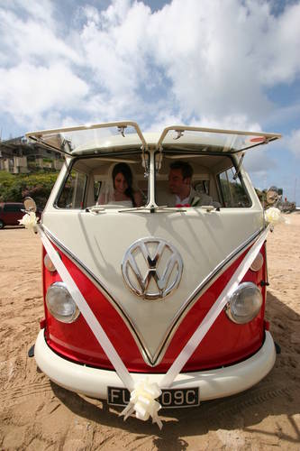 1965 CORNWALL VW WEDDING HIRE WEDDING CAMPER VANS For Hire (picture 2 of 6)