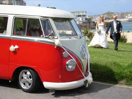 1965 CORNWALL VW WEDDING HIRE WEDDING CAMPER VANS For Hire (picture 4 of 6)
