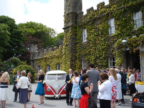 1965 CORNWALL VW WEDDING HIRE WEDDING CAMPER VANS For Hire (picture 6 of 6)