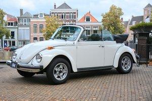VW Beetle Cabriolet Restored Injection 1978