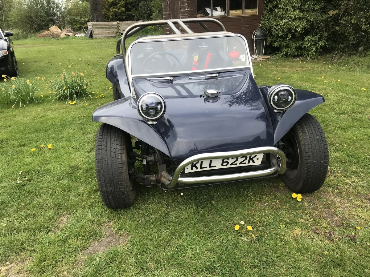 1972 VW Buggy For Sale (picture 1 of 6)