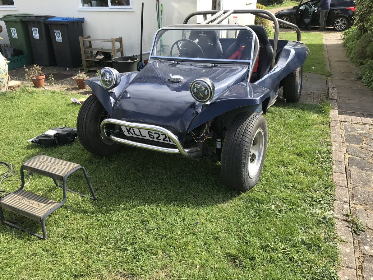 1972 VW Buggy For Sale (picture 2 of 6)