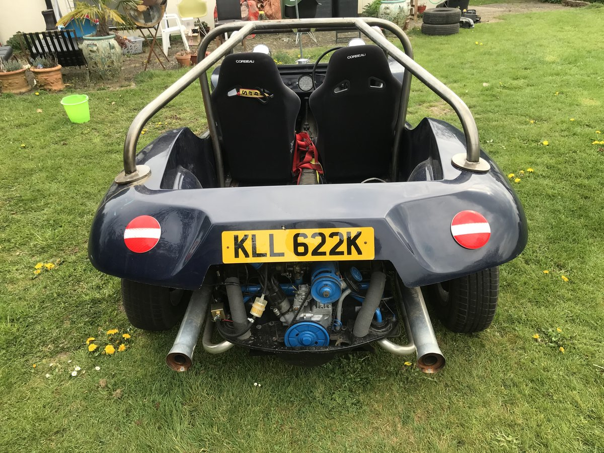 1972 VW Buggy For Sale (picture 6 of 6)