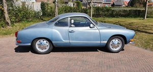 Picture of 1971 Volkswagen Karmann coupe, VW Karmann ghia  SOLD