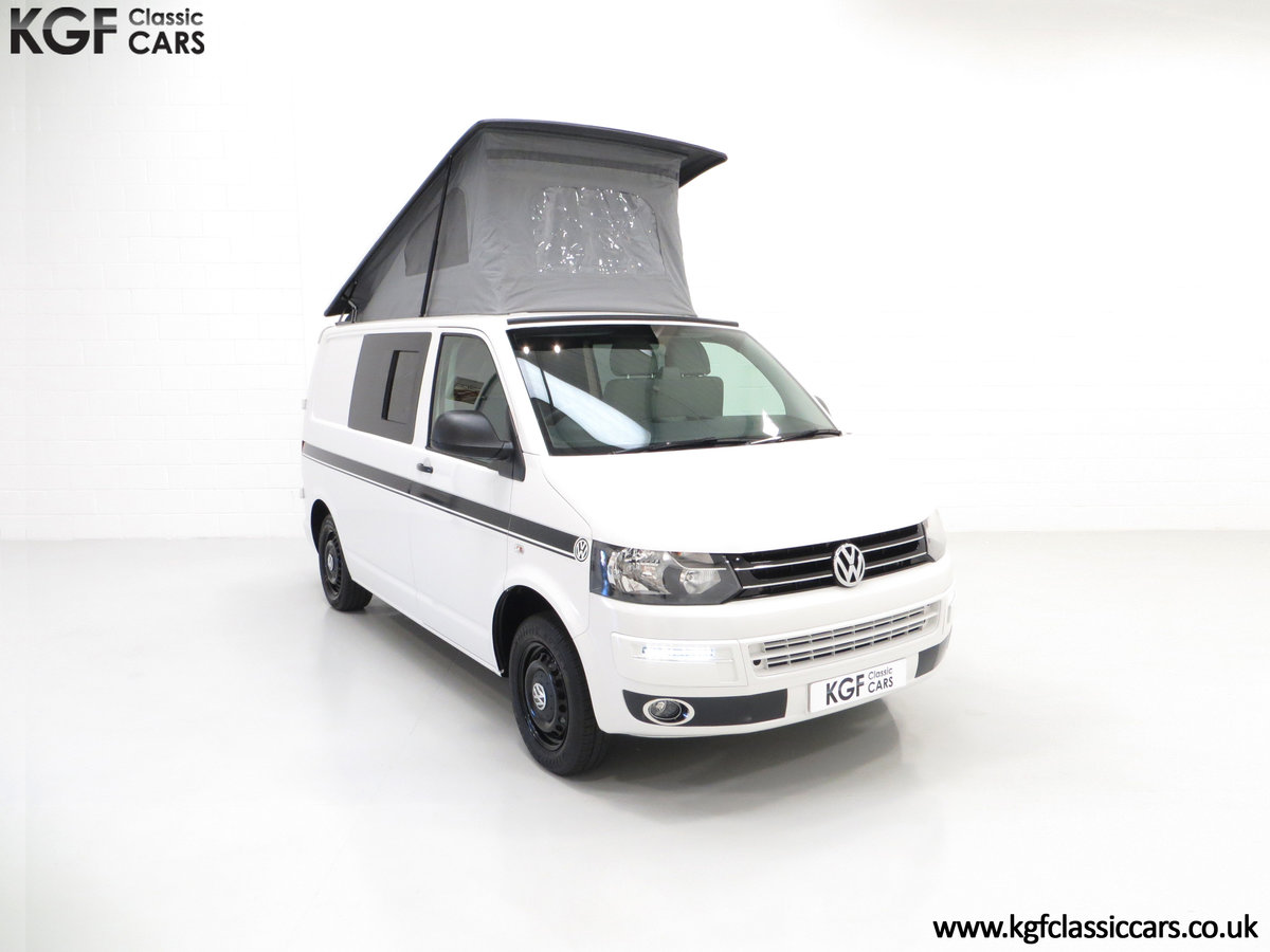 2001 A Young Conversion LWB Volkswagen T4 2.5TDi Campervan For Sale (picture 2 of 24)