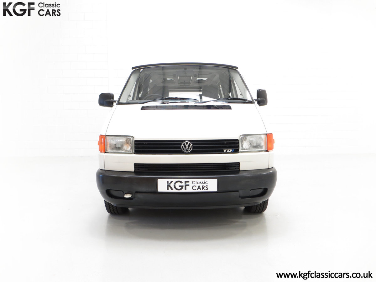 2001 A Young Conversion LWB Volkswagen T4 2.5TDi Campervan For Sale (picture 3 of 24)