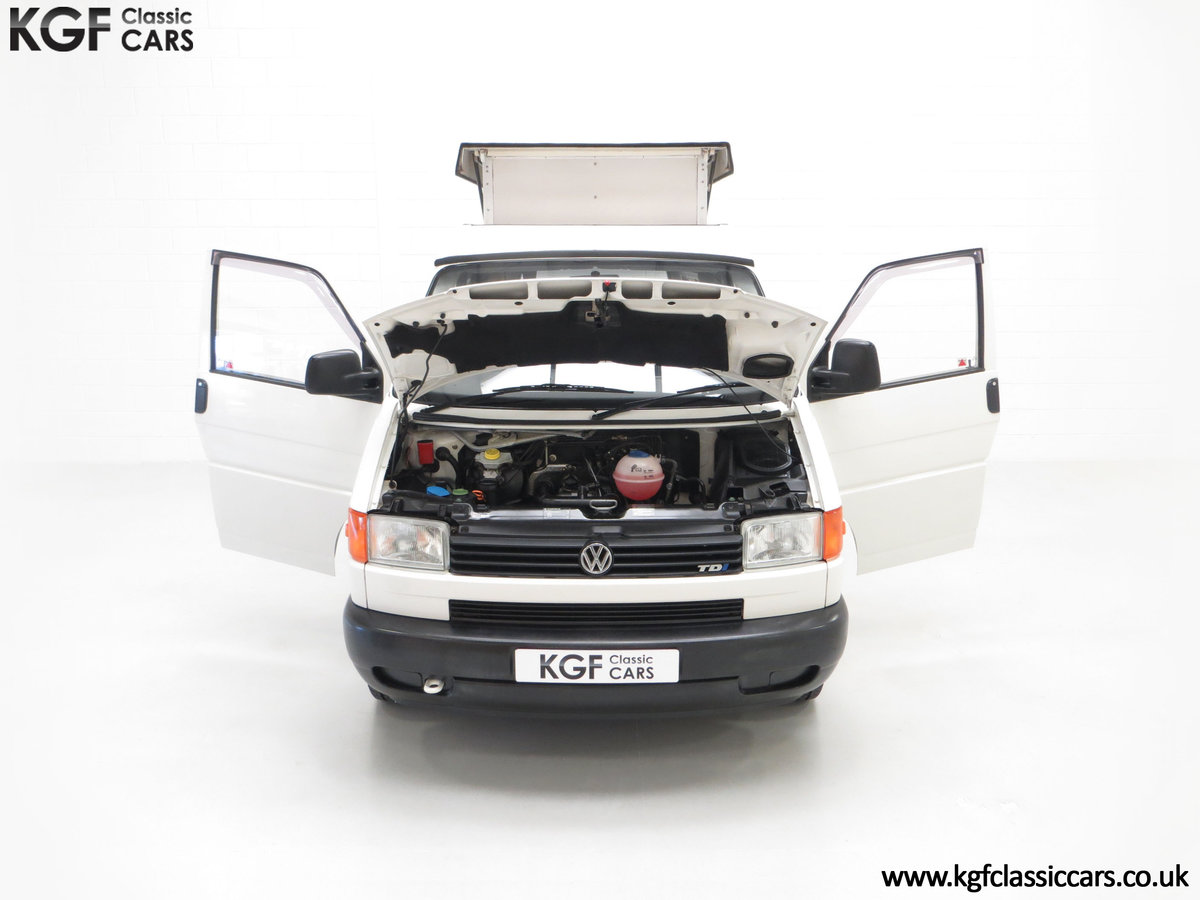 2001 A Young Conversion LWB Volkswagen T4 2.5TDi Campervan For Sale (picture 4 of 24)