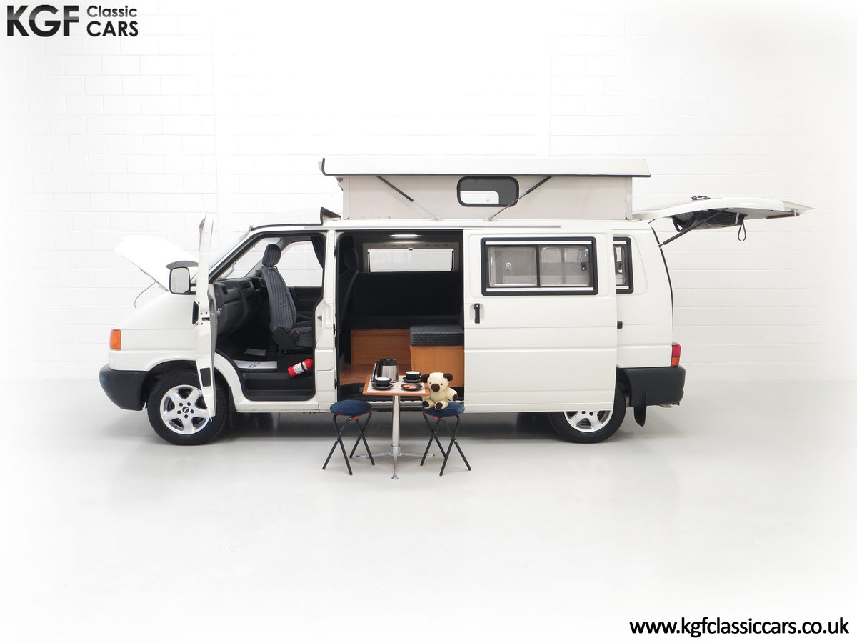 2001 A Young Conversion LWB Volkswagen T4 2.5TDi Campervan For Sale (picture 7 of 24)