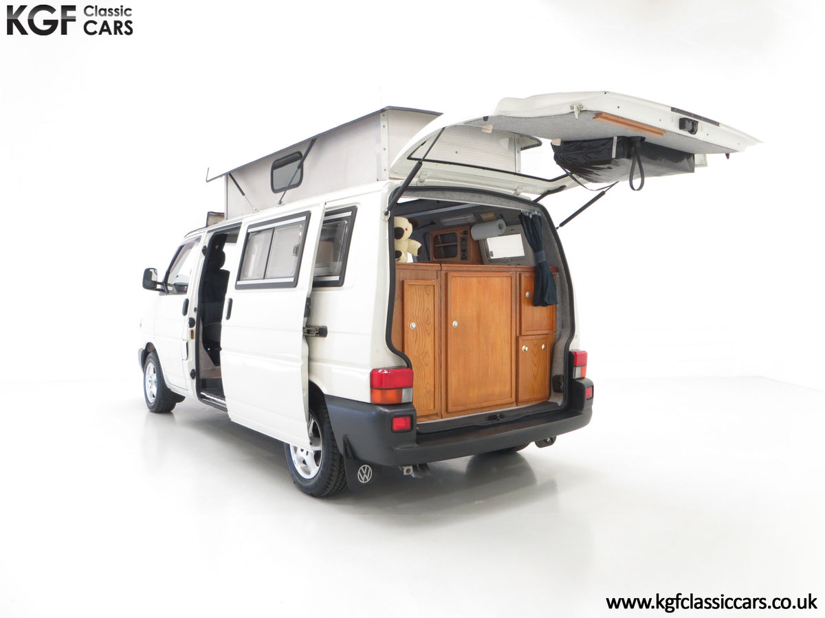 2001 A Young Conversion LWB Volkswagen T4 2.5TDi Campervan For Sale (picture 8 of 24)