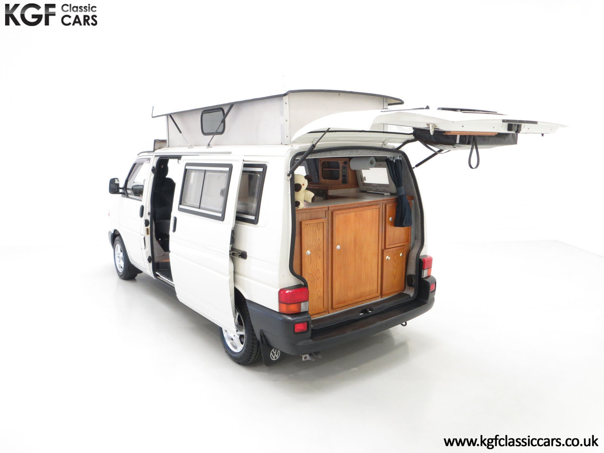 2001 A Young Conversion LWB Volkswagen T4 2.5TDi Campervan For Sale (picture 9 of 24)