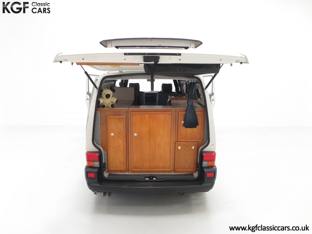 2001 A Young Conversion LWB Volkswagen T4 2.5TDi Campervan For Sale (picture 11 of 24)