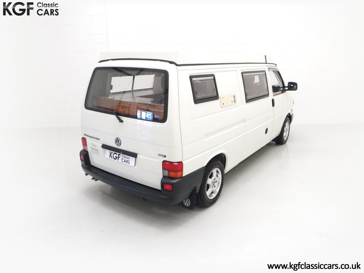 2001 A Young Conversion LWB Volkswagen T4 2.5TDi Campervan For Sale (picture 12 of 24)