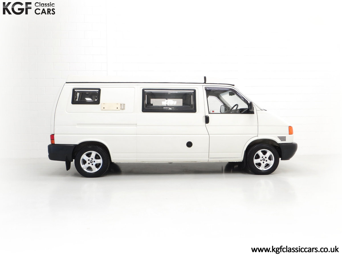 2001 A Young Conversion LWB Volkswagen T4 2.5TDi Campervan For Sale (picture 14 of 24)