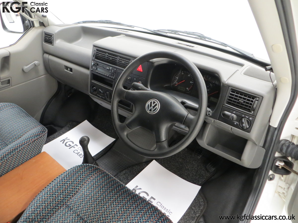 2001 A Young Conversion LWB Volkswagen T4 2.5TDi Campervan For Sale (picture 15 of 24)