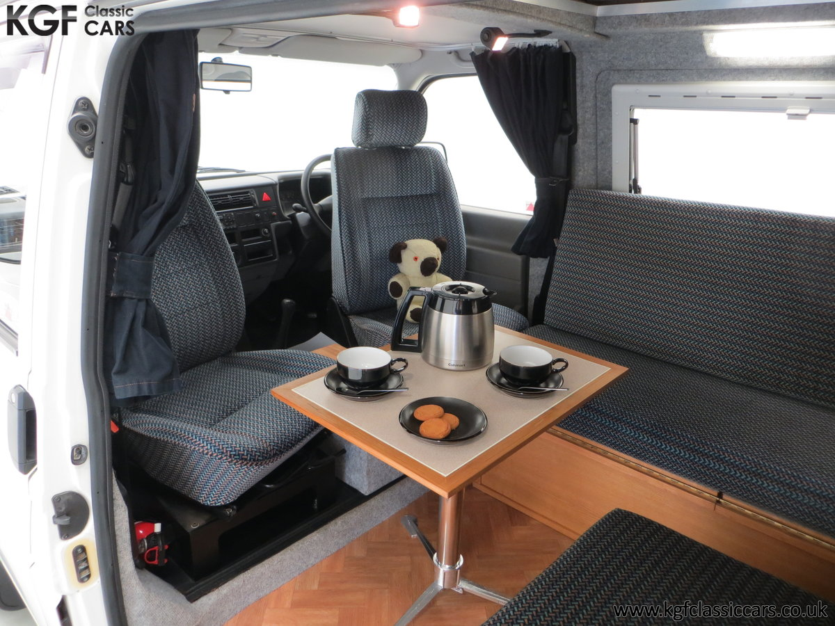 2001 A Young Conversion LWB Volkswagen T4 2.5TDi Campervan For Sale (picture 16 of 24)