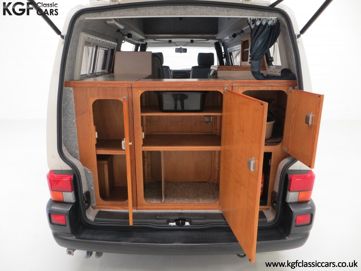 2001 A Young Conversion LWB Volkswagen T4 2.5TDi Campervan For Sale (picture 18 of 24)