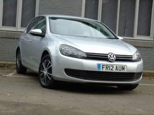 Picture of 2012 Volkswagen Golf 1.6 TDI S 5dr SOLD