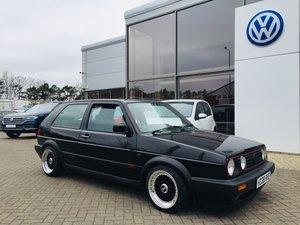 1990 Golf MK2 GTI 8v 3dr Black 2 owners! *