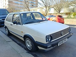 1986 Low Mileage MK2 VW Golf 1.3 C - MOT & Serviced
