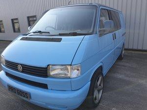 1996 T4 Camper Van, 12 months mot