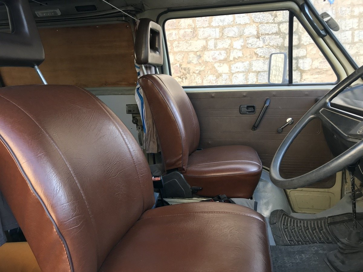 1982 T3 Panel van For Sale (picture 6 of 6)