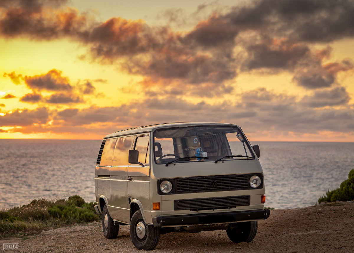 1982 T3 Panel van For Sale (picture 1 of 6)