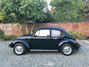 1996 VW CLASSIC BEETLE RHD OPEN AIR 1600i FOR SALE For Sale