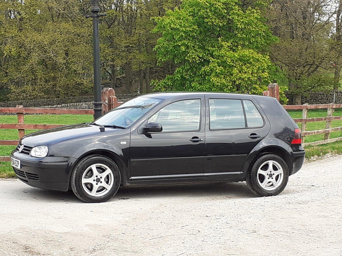 2004 VW Golf MK4 1.9 TDi Final Edition - FSH - 12 MOT SOLD (picture 5 of 5)