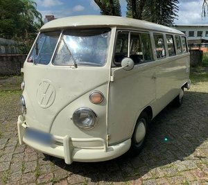 1973 Never restored VW Bus