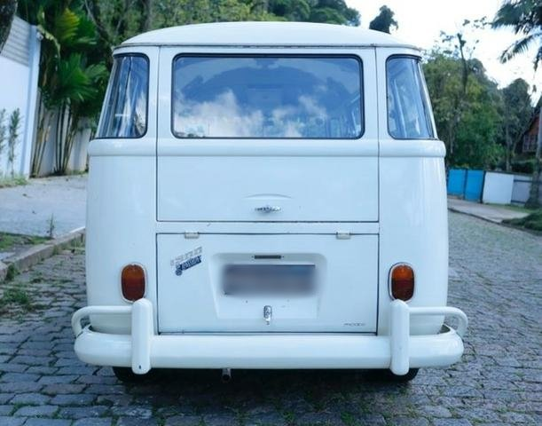 1973 Never restored VW Bus For Sale (picture 5 of 6)