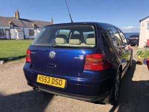 VW Golf 2.8 V6 4Motion