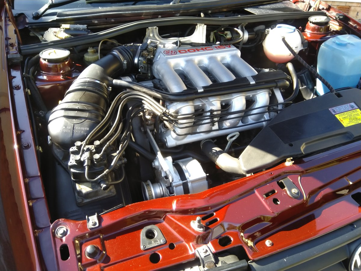 1991 VW corrado 16valve For Sale (picture 1 of 6)