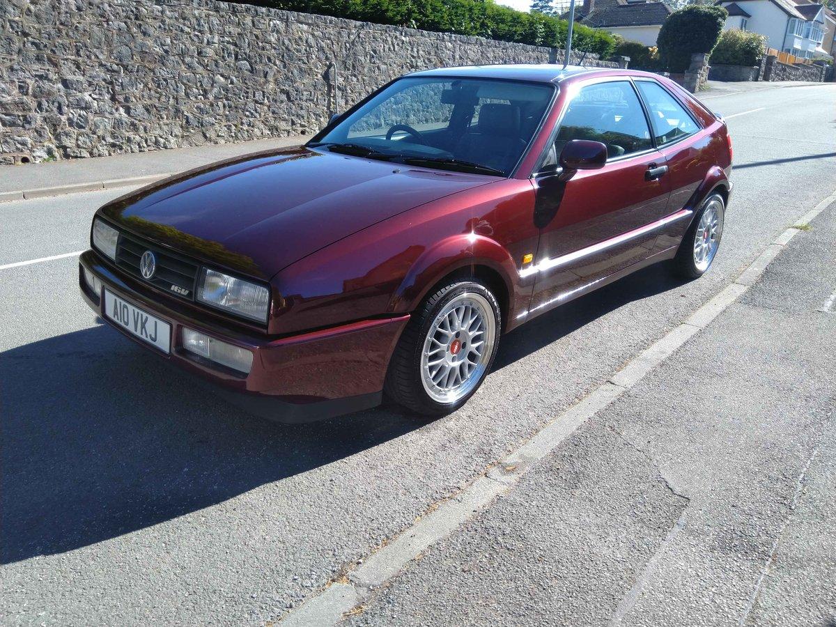 1991 VW corrado 16valve For Sale (picture 4 of 6)