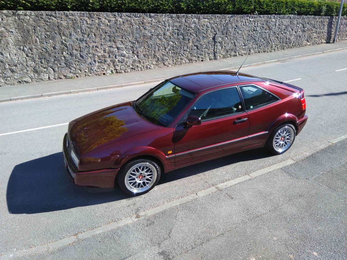 1991 VW corrado 16valve For Sale (picture 5 of 6)