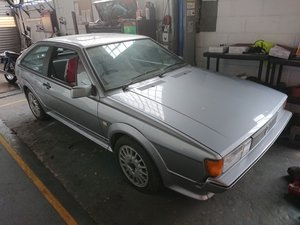 1988 VW Scirocco 1.8 Excellent, Only 99K miles.