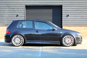 Volkswagen Golf R32 - £1,000s spent