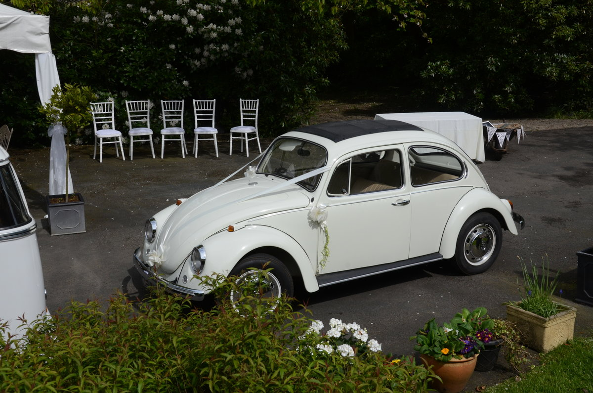 1969 Volkswagen Beetle fully restored For Sale (picture 2 of 5)