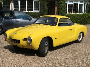Picture of 1960 KARMANN GHIA LOW LIGHT  CHEAPEST IN THE WORLD? SOLD