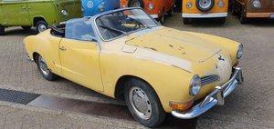 1970 Volkswagen Karmann Convertible , Karmman ghia  For Sale