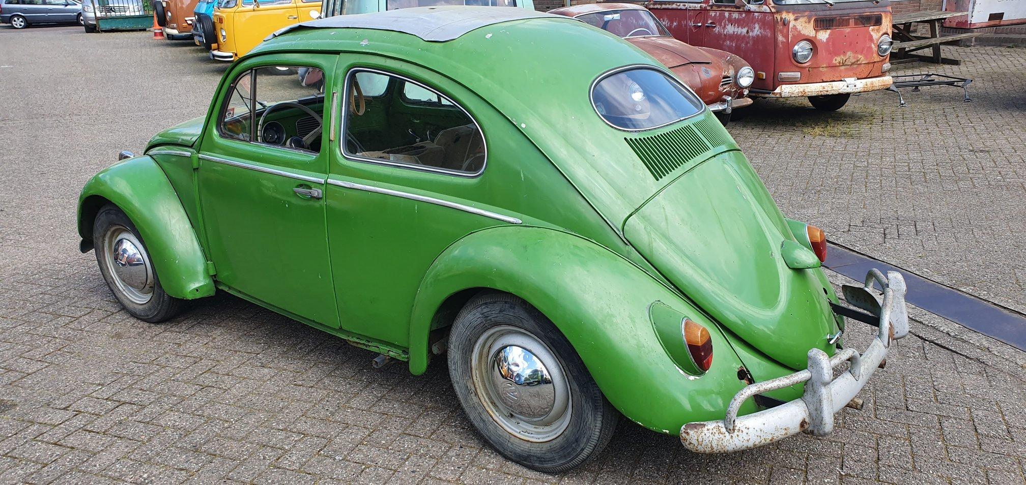 1957 Volkswagen Beetle, VW Kafer, VW V Beetle For Sale (picture 1 of 6)