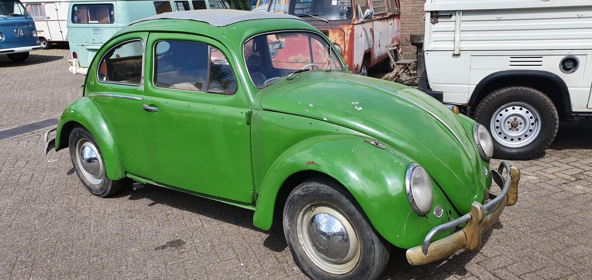 1957 Volkswagen Beetle, VW Kafer, VW V Beetle For Sale (picture 2 of 6)