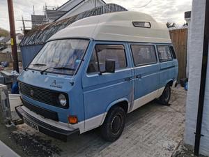 Volkswagen T25 T3 Aztec Camper 1.9TD - Vanagon