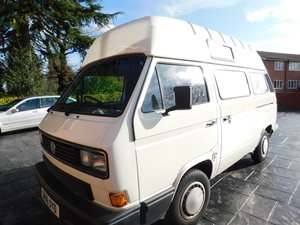 Vw t25 camper (mptor home)